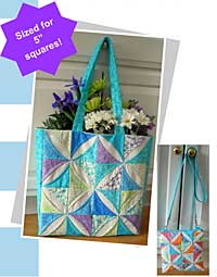 Tea Leaf Totes Pattern