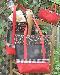 Reusable Stuff and Go Bag Pattern