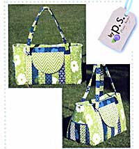 Girly Gym Bag Pattern