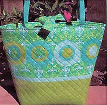 Seaside Traveler Bag Pattern