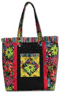 Ibiza Carry All Bag Pattern