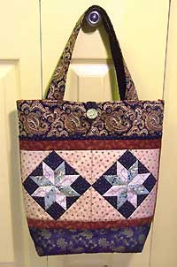 Minneapolis Tote Pattern