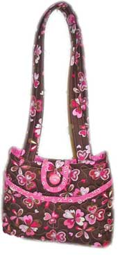 "Not My Mommy's Purse ""Rosebud"" Pattern *"