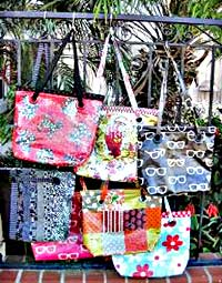 Easy Peasy Grommet Bag Pattern