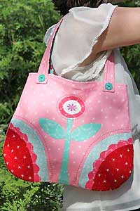 Spring Flower Bag Pattern *