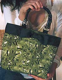 Day Bag Pattern