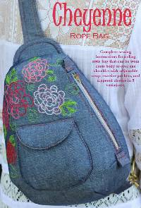 The Cheyenne Rope Bag Pattern