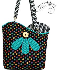 Tidal Wave Bag Pattern *