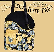 Tina's Tech Tote Trio Pattern *