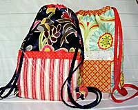 DIY: Sew a Drawstring Bag - YouTube