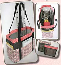 Oh Sew Simple Tote Pattern