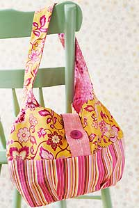 Split Personality Reversible Bag Pattern *