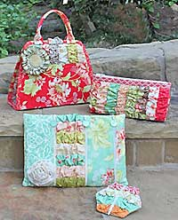 Zip To It! Pattern Project Booklet