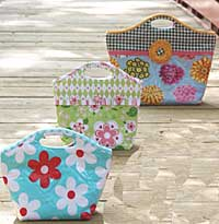 Camilla Insulated Bag Pattern *