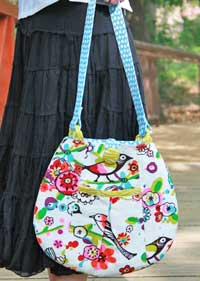 Rita Reversible Bag Pattern *