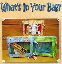 What's In Your Bag? Pattern
