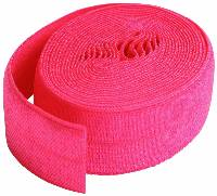 "Fold-over Elastic - 3/4"" x 2 yds - LIPSTICK"
