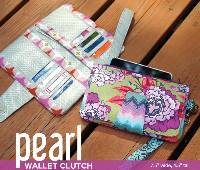 Pearl Wallet Clutch *
