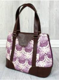 Harriet Expandable Tote Pattern *