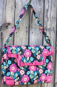 Lilium Laptop Bag Pattern *