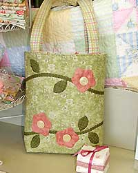 Blossom Tote Pattern