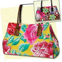 Looking for Adventure Carryall Pattern *