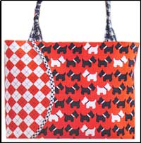 Curved Pocket Cha-Cha Bag Pattern