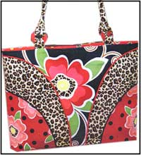 Twin Pocket Tango Bag pattern on sale!