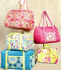 Duffle Bags Pattern Booklet *