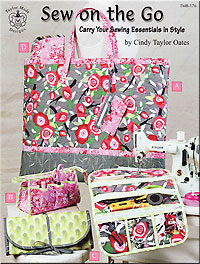 Sew On The Go Pattern Booklet *