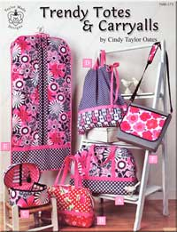 Trendy Totes and Carryalls Pattern Booklet *
