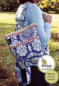 St. Mary Backpack Pattern *