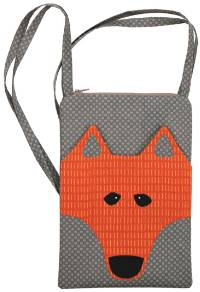Foxy Pocket Purse Pattern