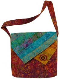 Chris Cross Bag Pattern *