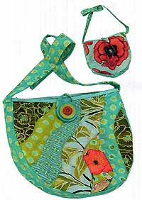 Curvy Bag Pattern *