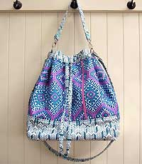 Witchy Woman Bucket Bag Pattern