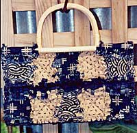 Raggy Handbag Pattern