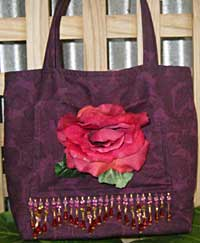 Rose Handbag Pattern
