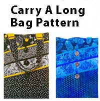 Carry A Long Bag Pattern