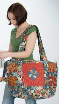 The Lime Twist Quilters Bag Pattern