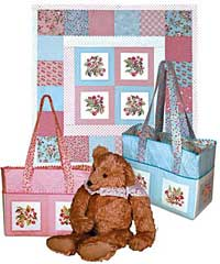 Bye Bye Baby Diaper Bag Pattern