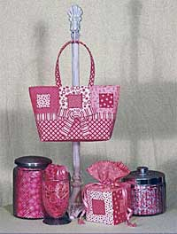 Charming Arm Candy Tote Bag Pattern