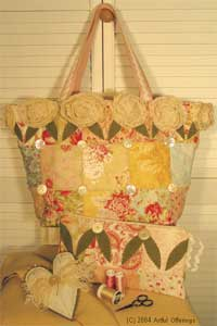 Patchwork Project Purse Pattern
