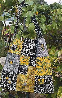 Hip To Be Square Bag Pattern