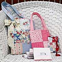 Little Charm Totes Pattern