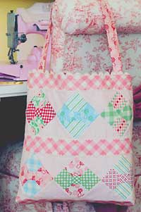 Lizzie Anne Bag Pattern