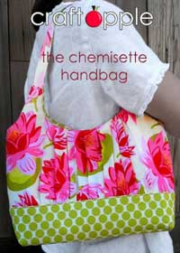The Chemisette Handbag Pattern *