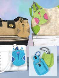Cell Phone Catty Pattern *