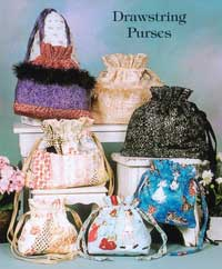 Drawstring Purses Pattern