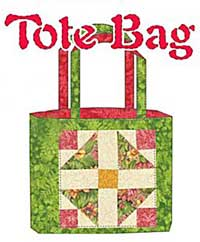 Treasured Blocks Tote Bag Pattern